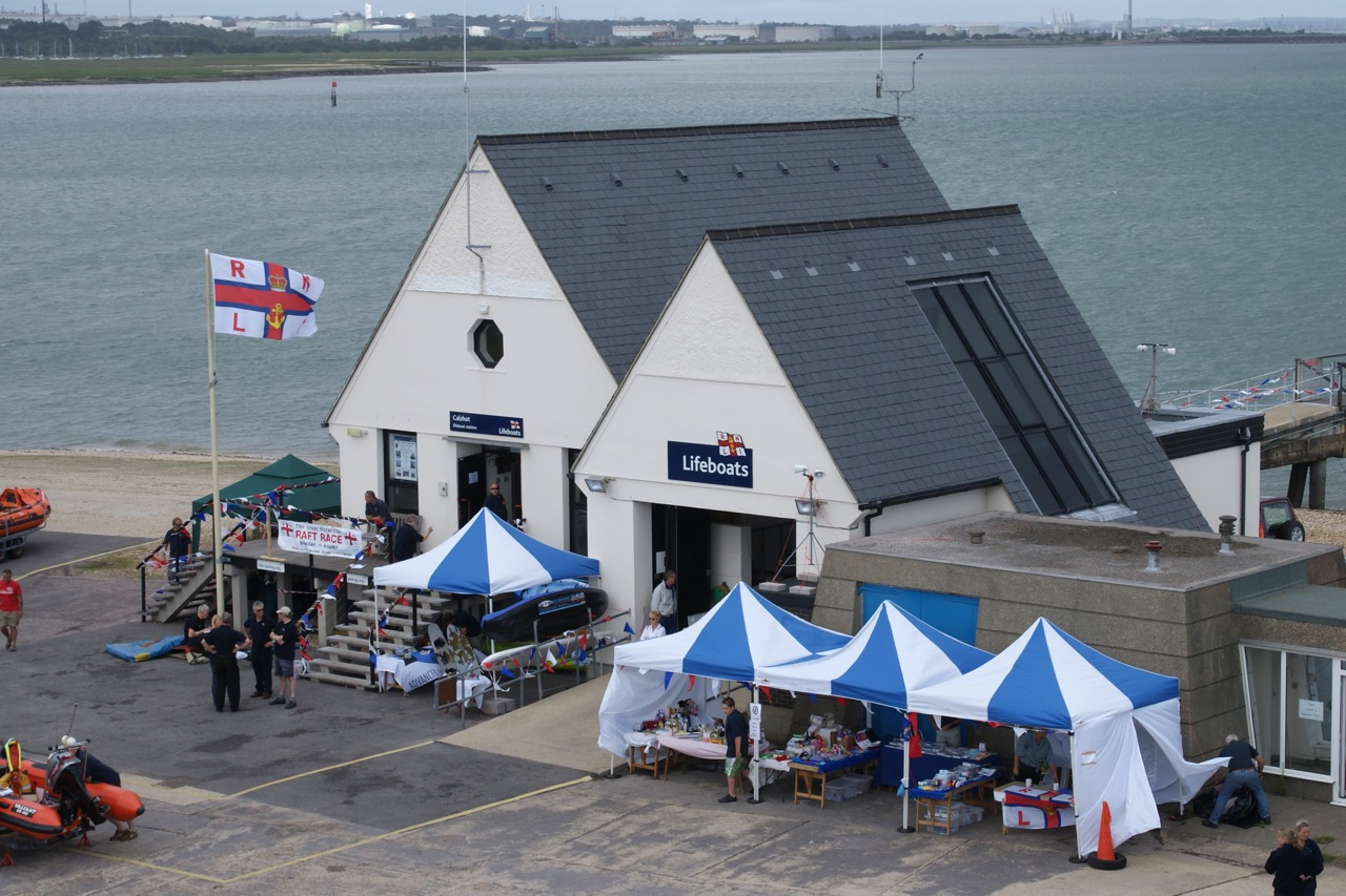 Calshot Lifeboat Day