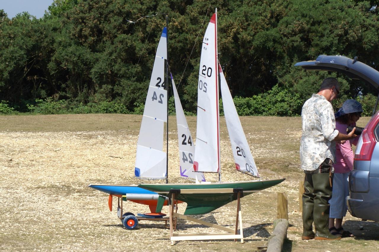 6m Racing 3rd June 2009