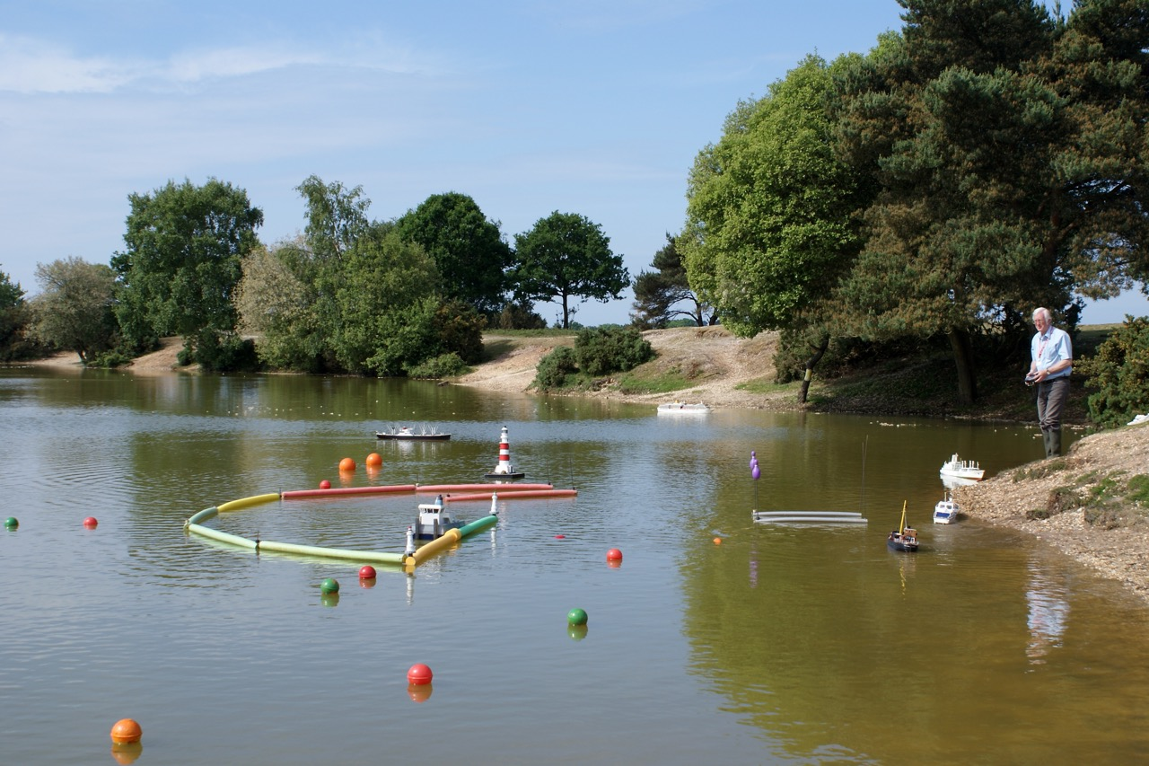Steering Competition 6th August.