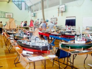 Model World exhibition display