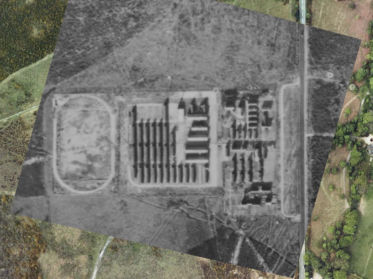 Aerial Photo 1946