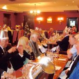 Scale Section Xmas Lunch 2016