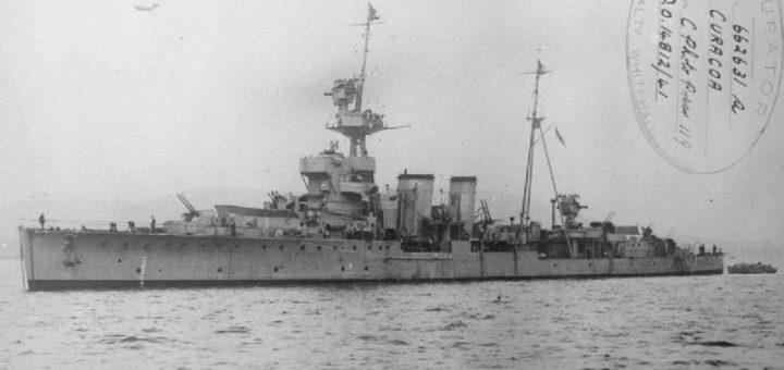 HMS Curacoa