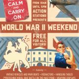 World War 2 weekend at Portsmouth Dockyard