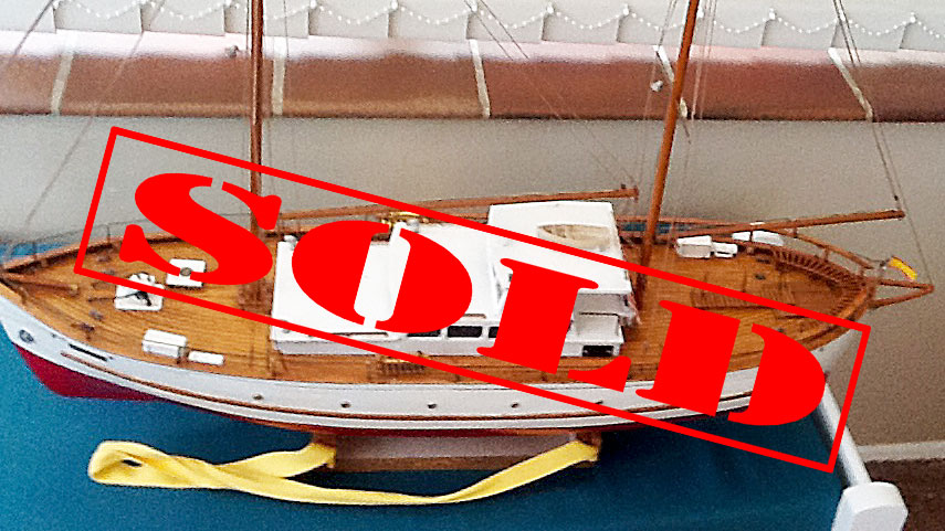 Italian Fishing Boat and a Static Kit