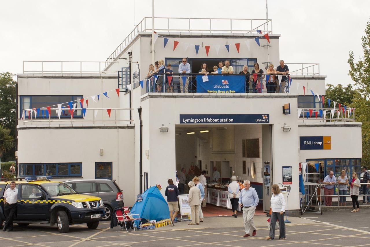 Lymington Lifeboat Day 2011