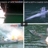 U-Boat Submarine Convoy Attack