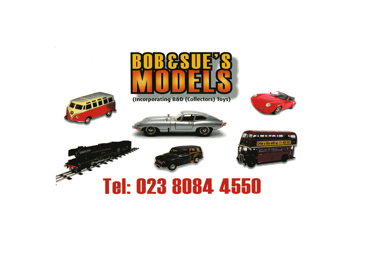 Bob and Sue's Models