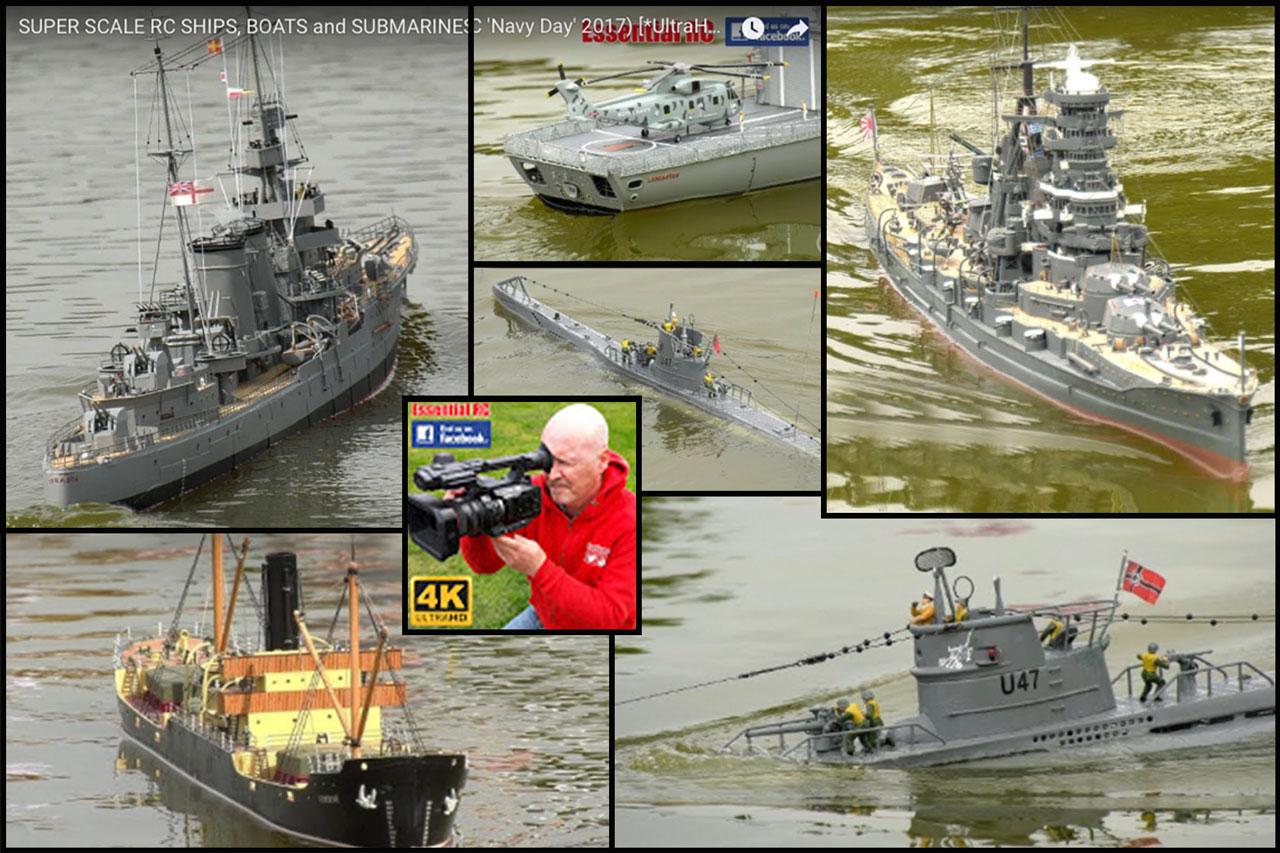 Navy Day 2017 Videos