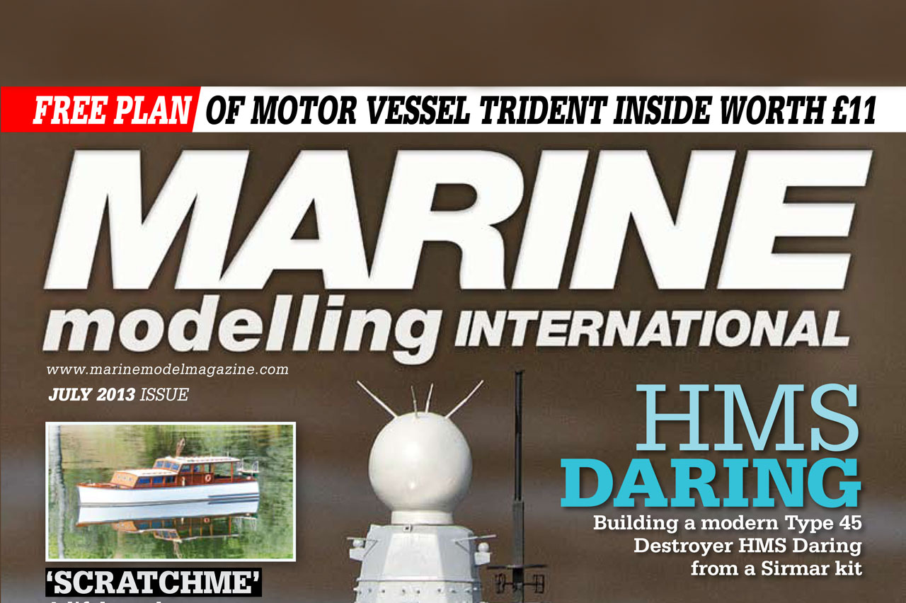 Goodbye Marine Modelling International?