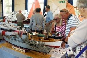 Milford Show – Scale Captain's Thanks