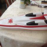 Model Boat Found At Setley Pond