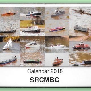 calendar in holder