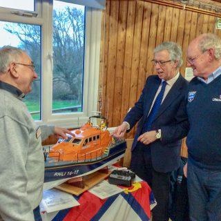 David Eddie Donaldson and Steve Billett discuss the Tamar Model