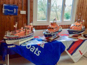 lifeboat display 2