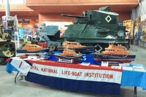 Lifeboat Display