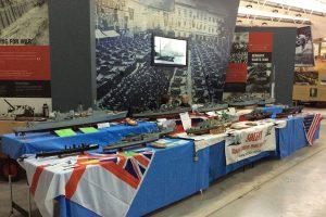 Warship Display
