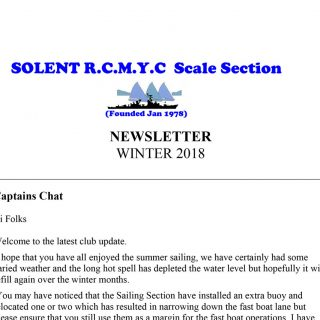 Newsletter Winter 2018 featimage