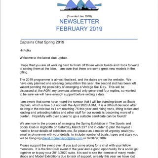 srcmbc feb 2019 newsletter