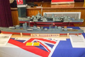 USS McNair and IJS Shimotsuki