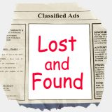 lost and found web