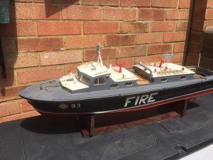 RAF Fire Launch 93