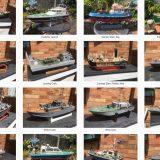 Retired Modeller: Boats for sale