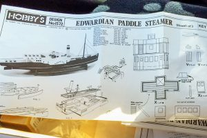 Paddle Steamer Kit