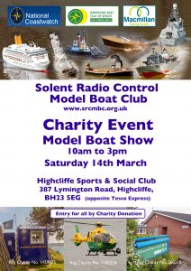 Charity Boat Show 2020