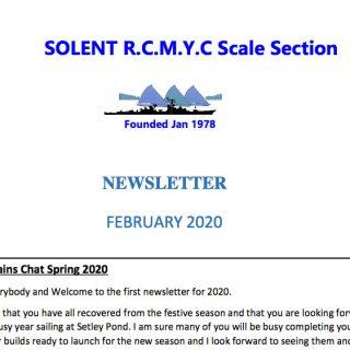 newsletter feb 2020