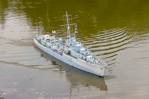 HMS Eskimo - John Edwards