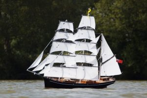 Barque - Reg Radley