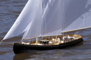 Grand Banks Schooner - Reg Radley