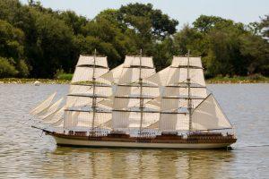 Danmark, training ship