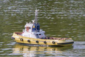 Smit Zweden, harbour tug