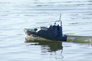 Fisheries Patrol Boat - Reg Radley