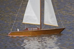 Racing Yacht - Colin Vear