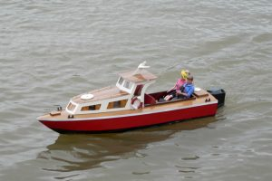 Outboard Cruiser
