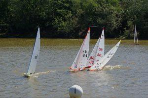 photo of racing at Setley