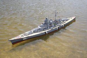 KMS Bismarck - D McNair-Taylor