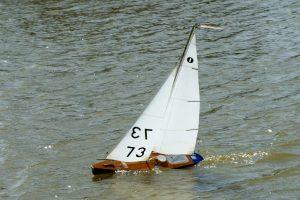 GBR973, IOM yacht