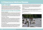 Water Borne Disease Info