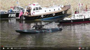 Mike Sheppard's SBS Canoe