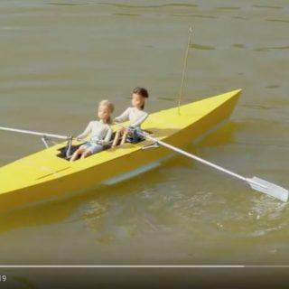 Ralph Stockton - Rowing Girls