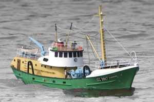 Motor Fishing Vessels