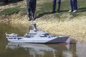 HMS Clyde, Faulklands Patrol Ship