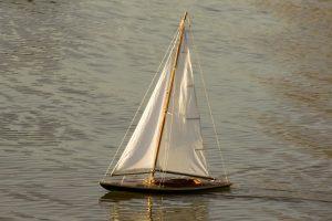 Dragon class yacht