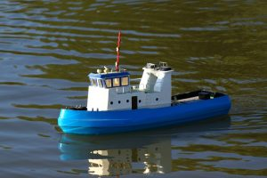 Dutch Tug - Chris Chattaway