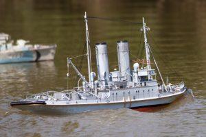 HMS Resolve - Nick Leaper