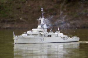 HMS Amethyst - John Edwards